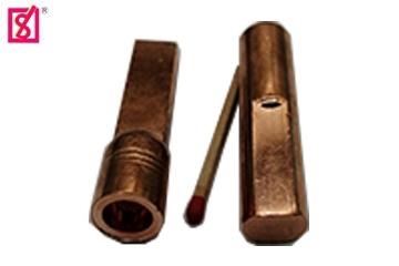 紫铜冷挤压加工件